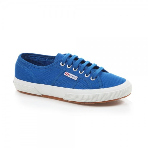 Superga 2750 Cotu Sea Blue (Talla 35 a 40)