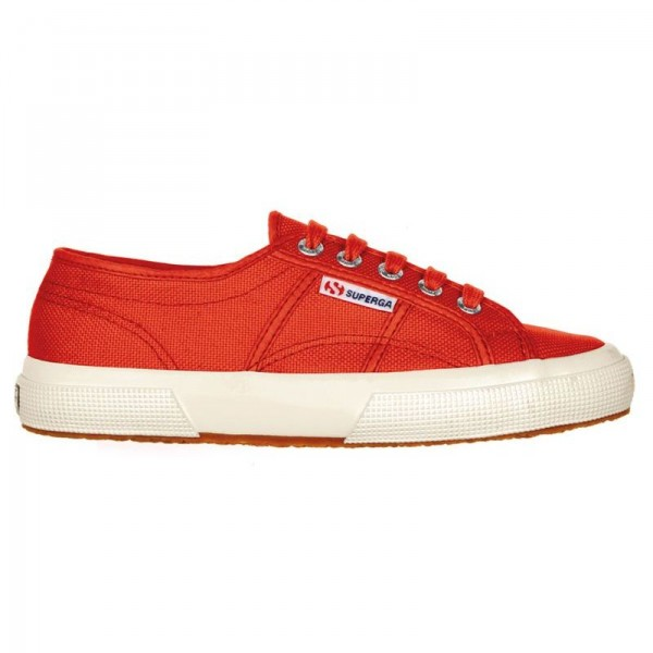 SUPERGA 2750 COTU RED (talla 37 a 40)