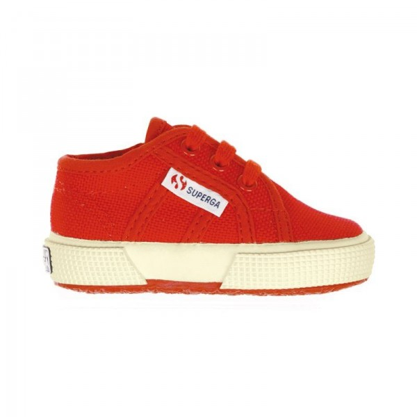 SUPERGA 2750 BEBJ RED